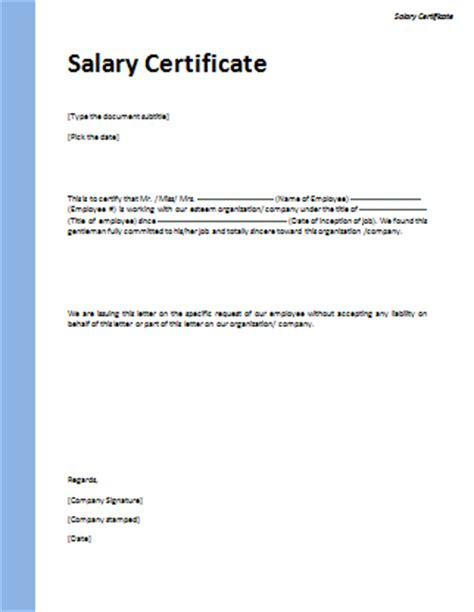 Salary Requirement Cover Letters, Sample Salary